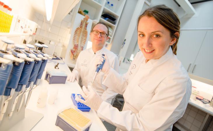 Algunos de los investigadores de la Universidad Rurh de Bochum que han participado en el estudio