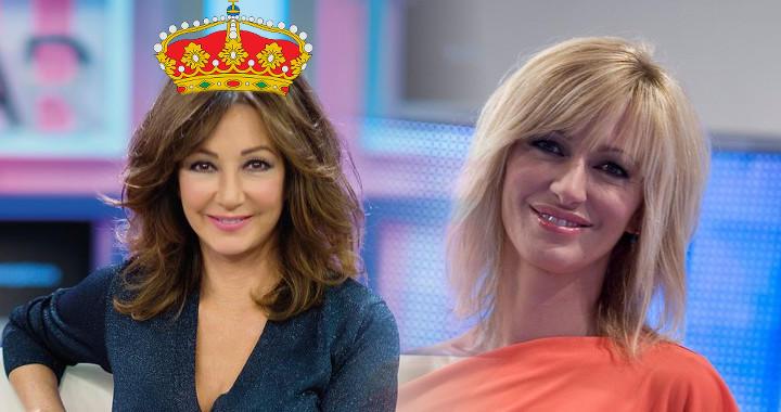 Susanna Griso parte su programa en tres, pero Ana Rosa le sigue ganando