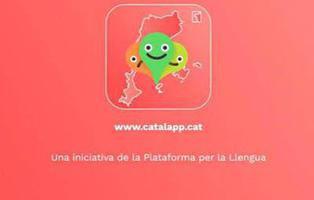 Beth, la cantante de 'OT', desata la polémica por anunciar una aplicación que defiende el uso del catalán