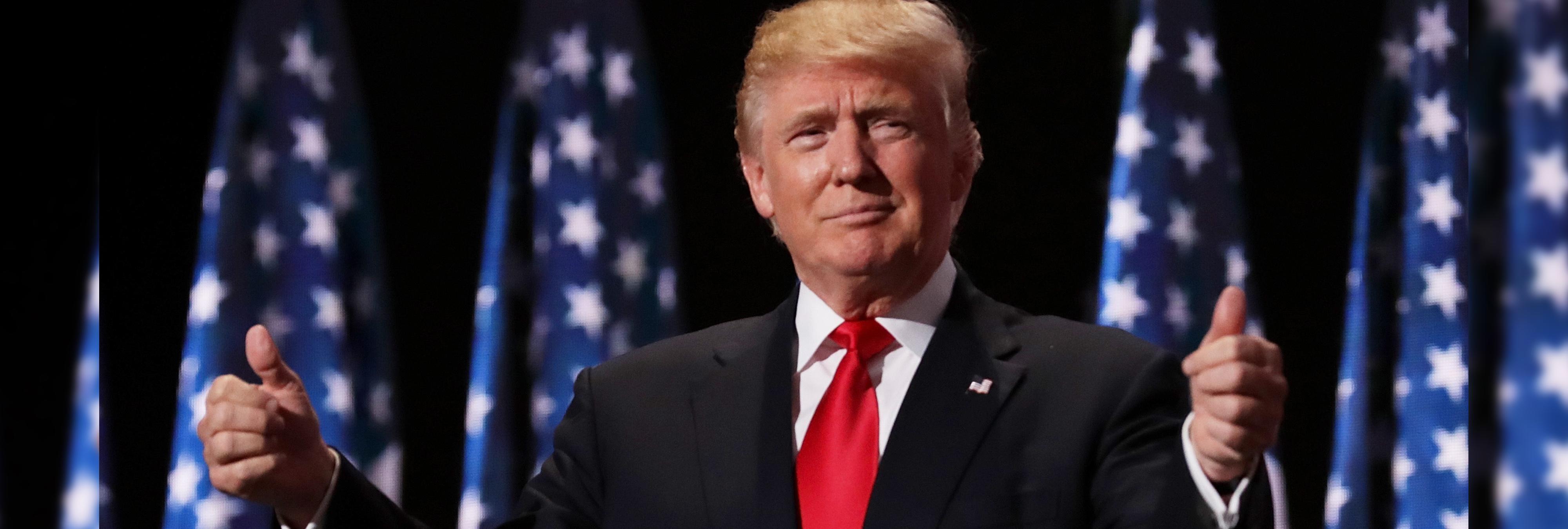 """Donald Trump quitará las ayudas a niños y ancianos desnutridos por """"ahorrar"""""""