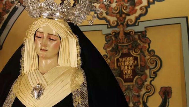 Más de 200 vírgenes y cristos ostentan un cargo honorífico en España