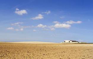 El cambio climático convertirá al 80% de España en un desierto