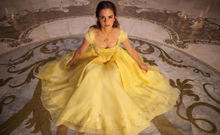 Emma Watson, una Bella diferente