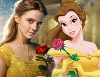 5 diferencias entre la nueva película de 'La Bella y la Bestia' y el clásico de Disney