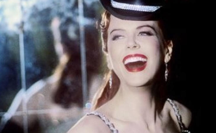 Nicole Kidman era el diamante del 'Moulin Rouge'