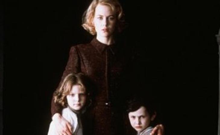 Nicole Kidman en 'Los Otros'