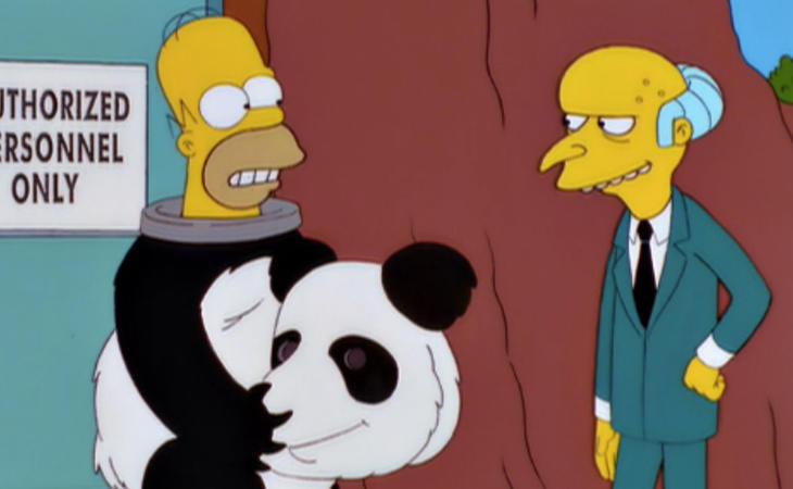 'Los Simpson' ya lo predijeron