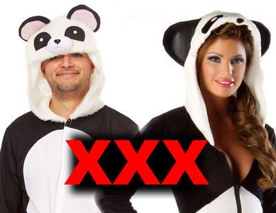 PornHub quiere que tengas sexo disfrazado de oso panda