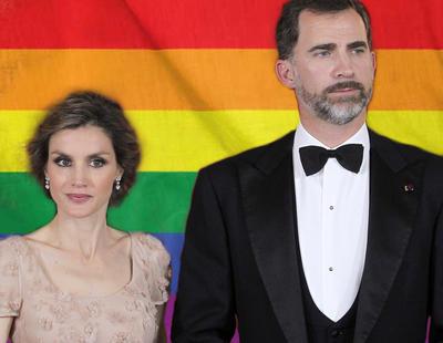 Que no te engañen: los Reyes no han apoyado en ningún momento el WorldPride