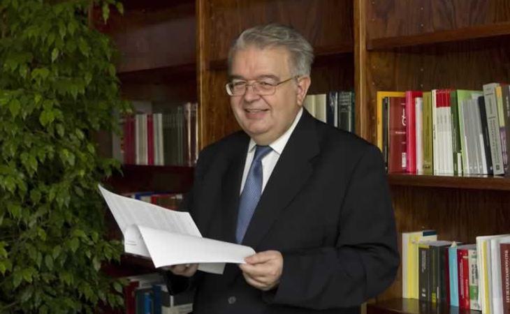 Juan José Rivas será el nuevo presidente del Tribunal Constitucional