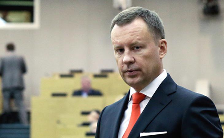 El exdiputado Denis Voronenkov, en una foto de archivo