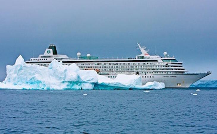 ¿Cruceros por el Ártico? Por qué no