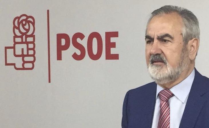 Rafael González Tovar podría ser el futuro presidente de Murcia si la moción de censura prospera