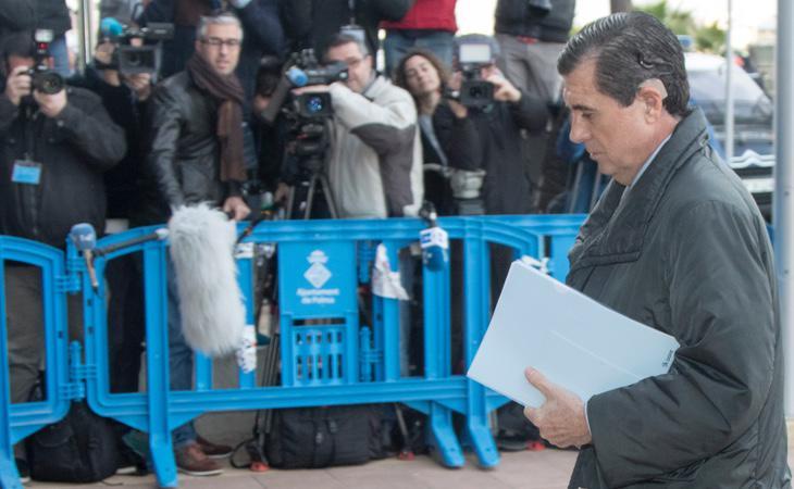 El expresidente balear, Jaume Matas, ha sido condenado por el Caso Noós