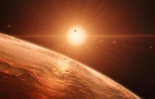 ¿Recuerdas el descubrimiento de siete planetas? Pues solo uno de ellos podría albergar vida