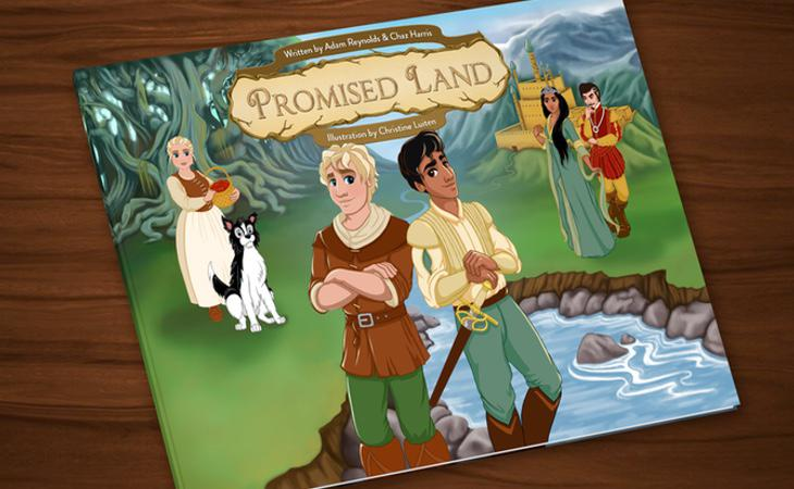'Promised Land' tiene como fin normalizar a la comunidad LGTBI desde la infancia