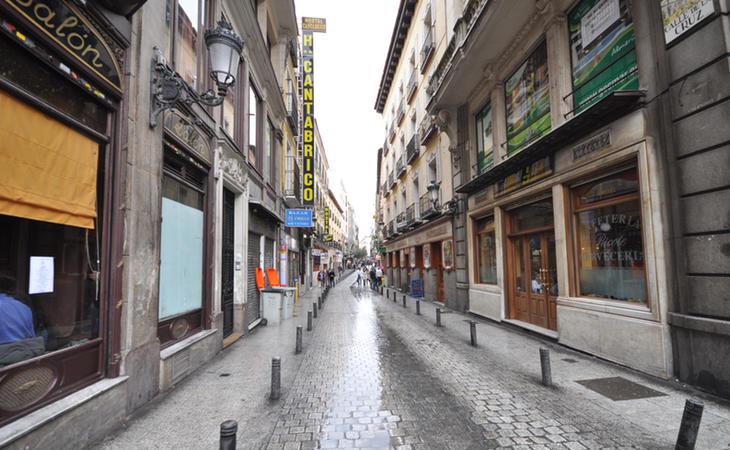 Calle de la Cruz