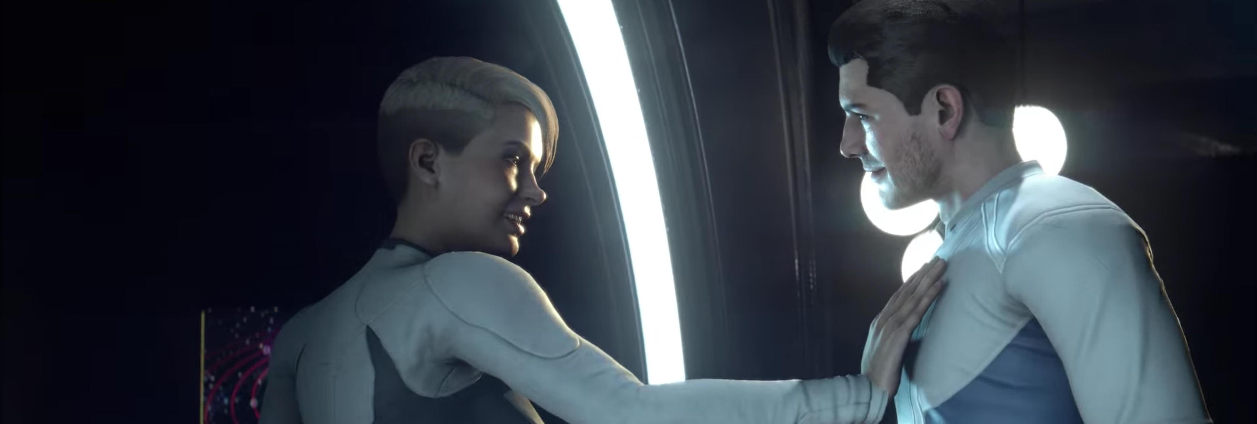 'Mass Effect: Andromeda' da pasos atrás en el sexo dentro de los videojuegos