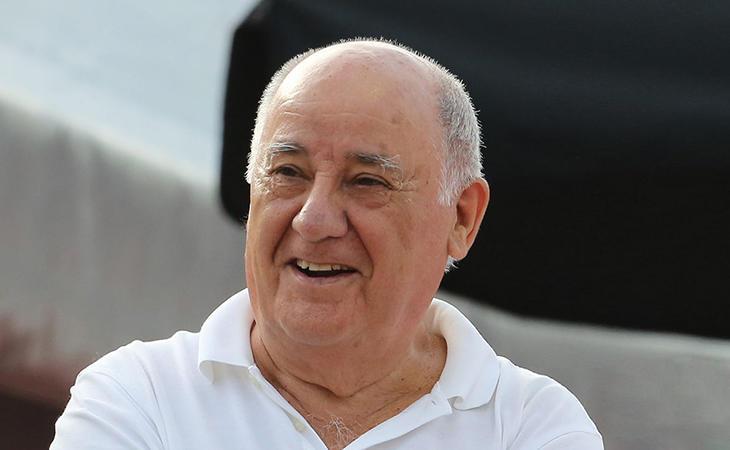 Amancio Ortega ha donado 320 millones de euros