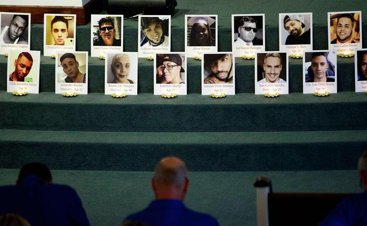 Acto conmemorativo de las víctimas