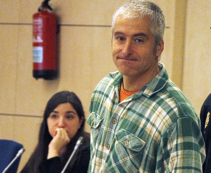 El terrorista Francisco Javier Gaztelu, alias 'Txapote'