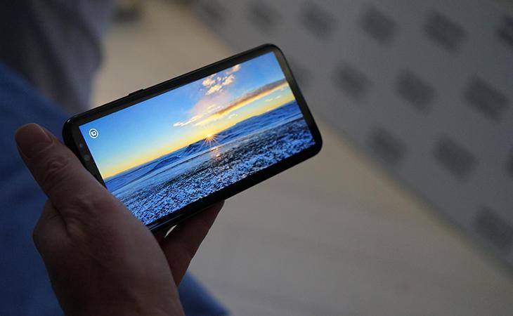 Así es el nuevo teléfono de Samsung