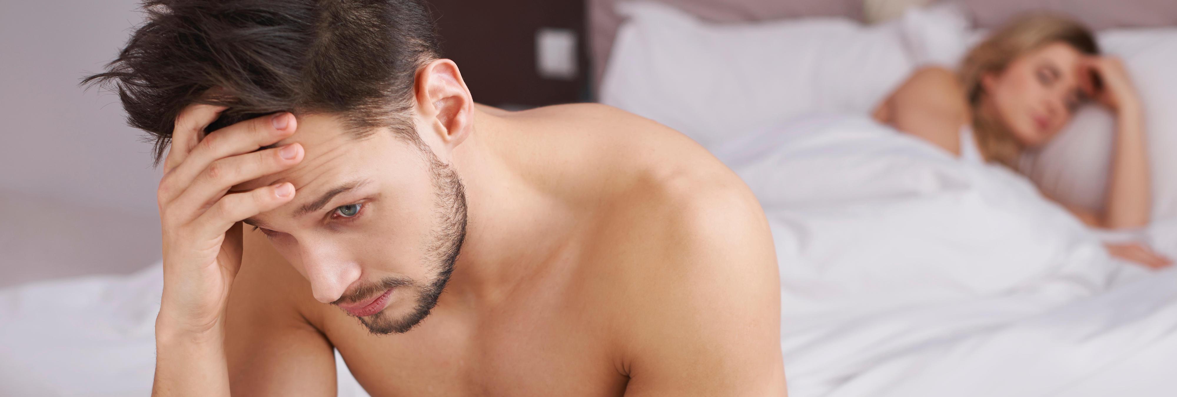 Hay hombres que no consiguen llegar al orgasmo: causas y soluciones