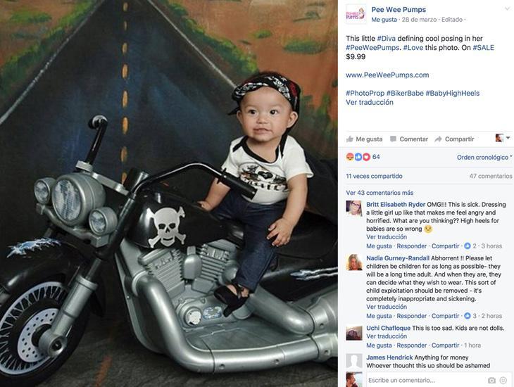 Este es uno de los últimos posts de Facebook que ha realizado la compañía y que ha sido ampliamente criticado en las redes sociales