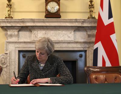 Gran Bretaña está dispuesta a declarar la guerra a España para defender Gibraltar