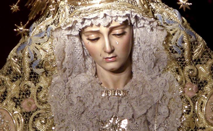 La Virgen del Amor ha recibido la medalla al Mérito Policial