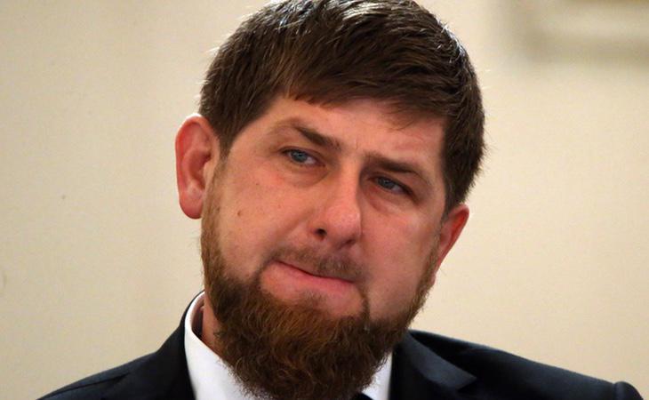 El líder checheno, Ramzan Karirov