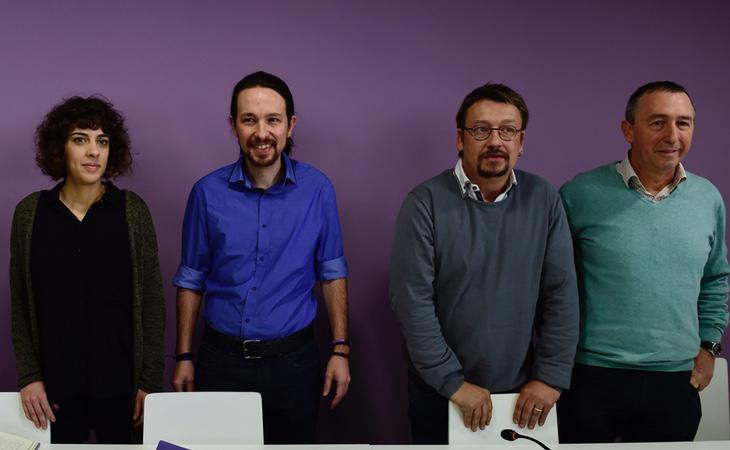 Unidos Podemos ha invitado a los partidos de la oposición a rechazar los presupuestos de Mariano Rajoy