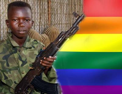 Sudán del Sur dejará de usar niños soldados si les dejan seguir matando a homosexuales