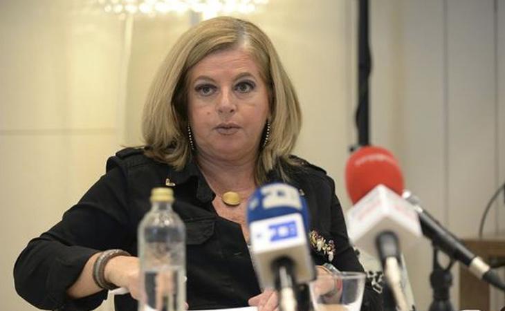 Consuelo Ordóñez es la hermana de Gregorio Ordóñez y presidenta de COVITE