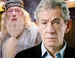 La triste razón por la que Ian McKellen no interpretó a Dumbledore en 'Harry Potter'