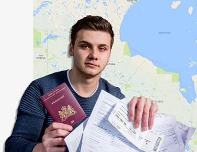 Un joven se equivoca de Sídney y acaba en Canadá en vez de en Australia
