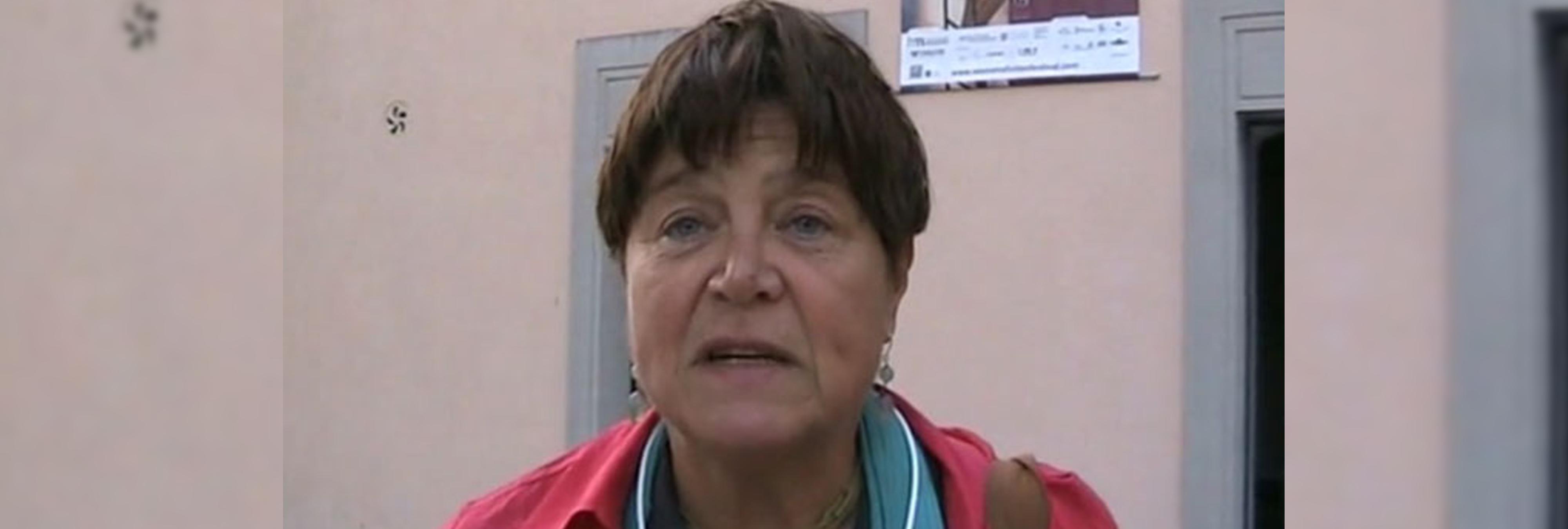 """""""La homofobia es un derecho humano"""" para esta psicóloga, médico y escritora italiana"""