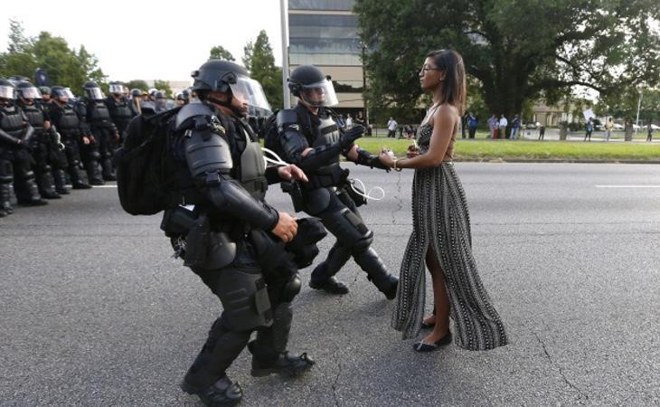 Algunos usuarios creen que se han banalizado los disturbios raciales vividos en Estados Unidos