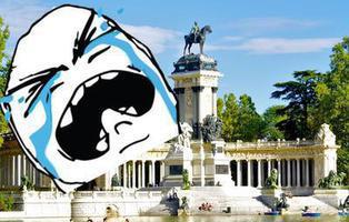 Una quedada para llorar consigue reunir a más de 5.000 personas en Madrid