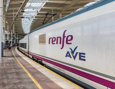 RENFE no podrá usar la marca AVE  en la UE porque no ha querido reclamar en inglés