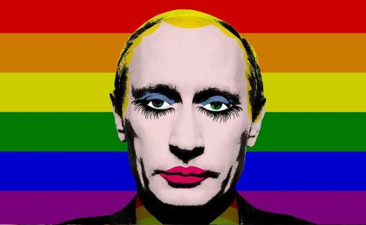 Meme prohibido en Rusia