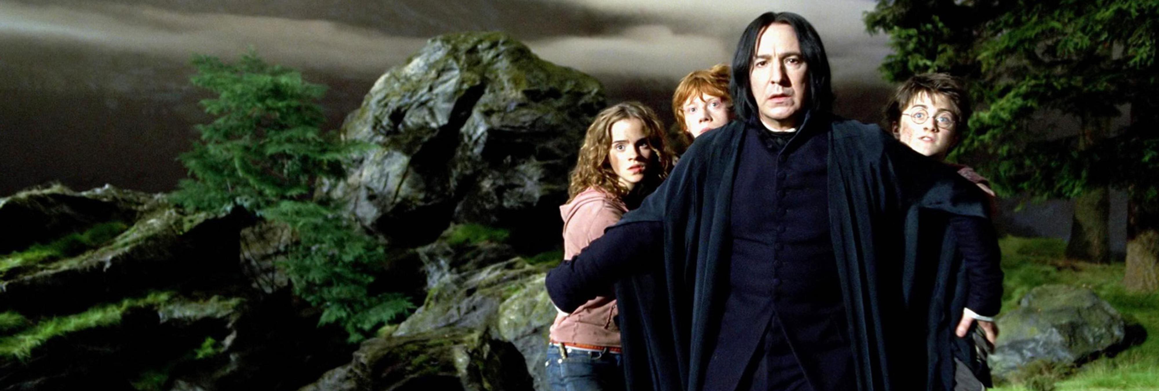 Esta teoría de 'Harry Potter' asegura que Snape sobrevivió a la Batalla de Hogwarts