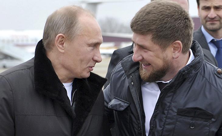 Ramzán Kadýrovha sido el principal valedor de Putin en Chechenia