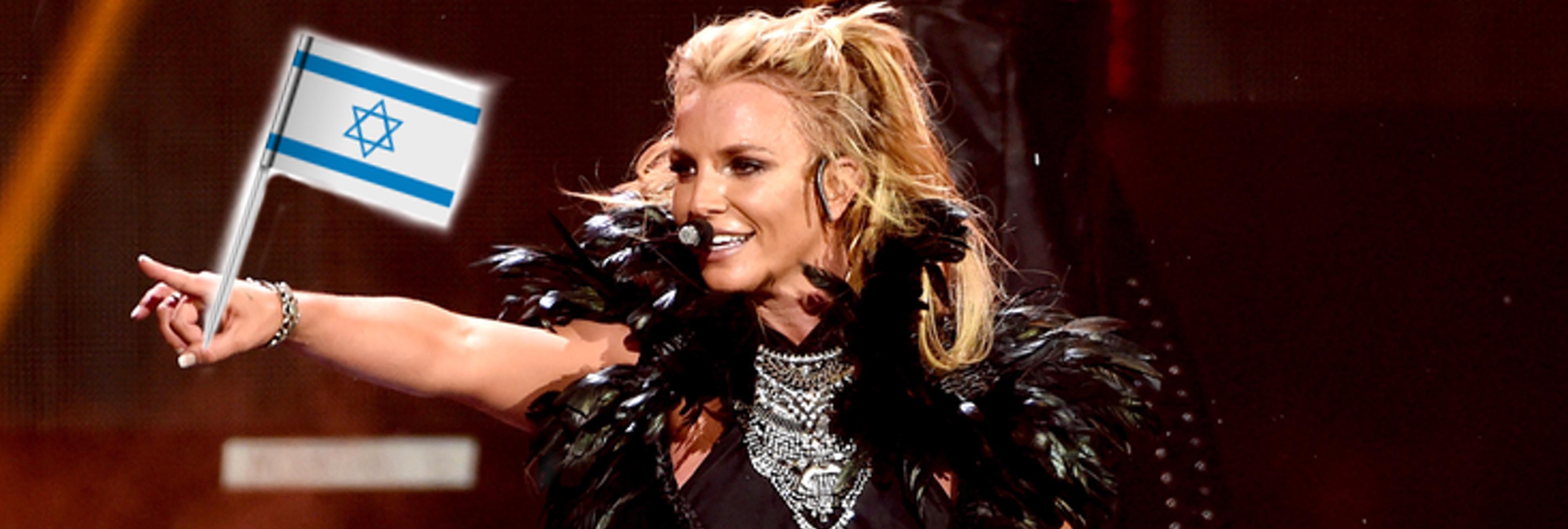 Britney Spears consigue aplazar unas elecciones en Israel