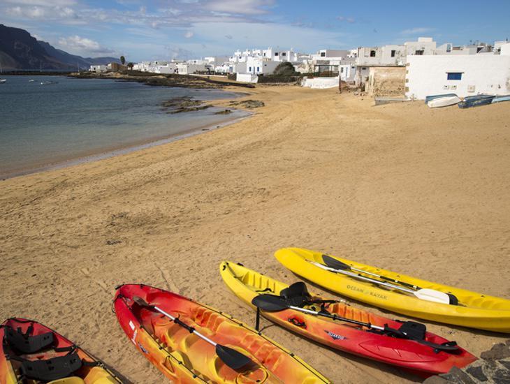 El inglés recorrió 200 kilómetros hasta que encalló en la playa de La Caleta