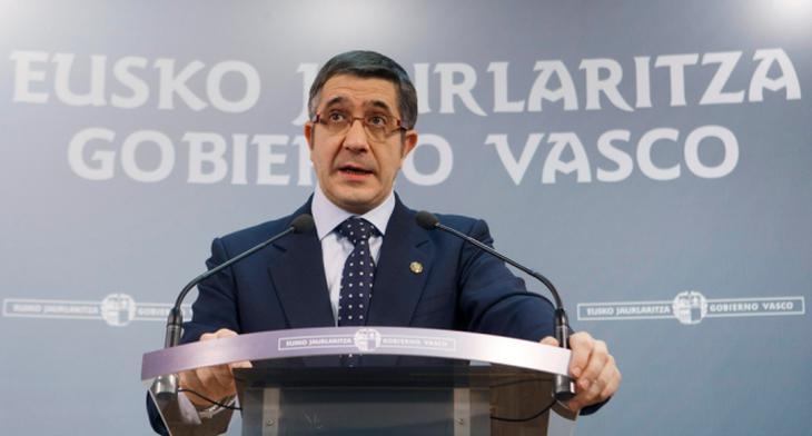 Único lehendakari en 40 años que no es del PNV, su único aliciente