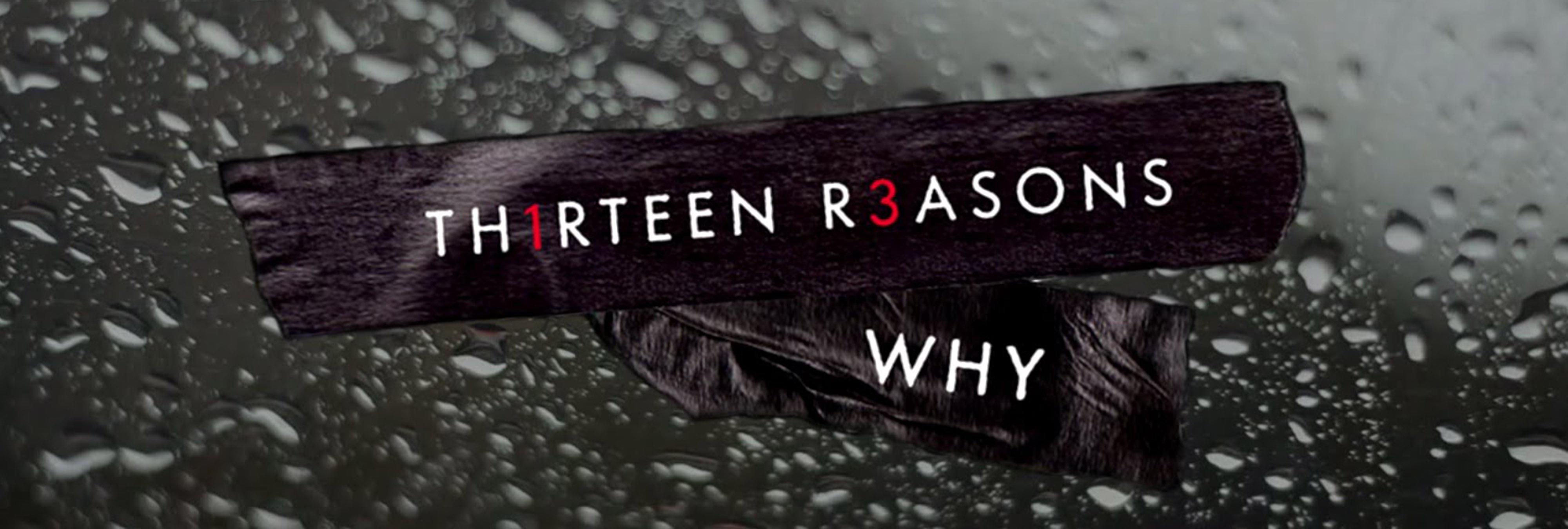 13 razones para ver '13 reasons why'