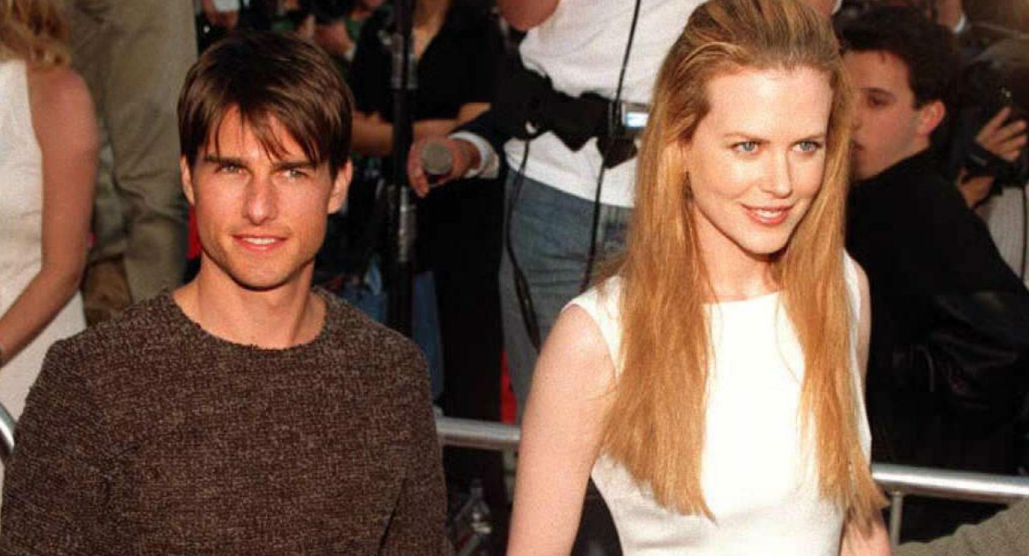 Tom Cruise sólo tiene un amor, la cienciología