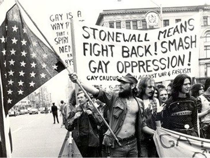 Disturbios de Stonewall en 1969