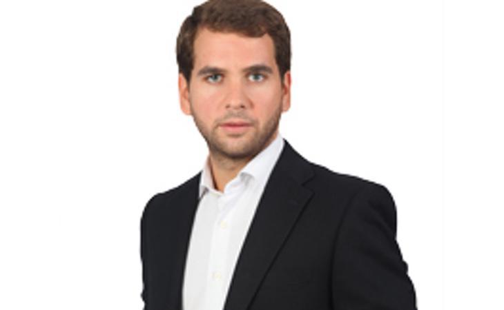 El alcalde de Cabra, Fernando Priego Chacón